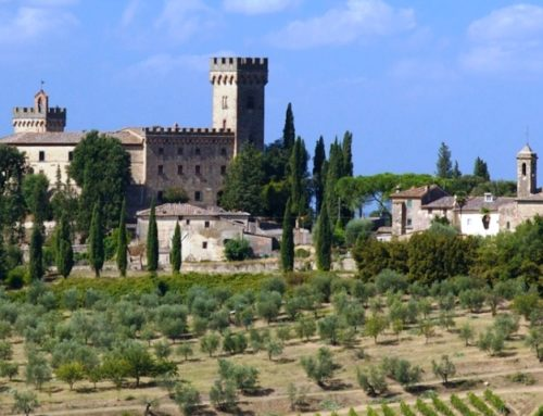 Montespertoli and the wine road